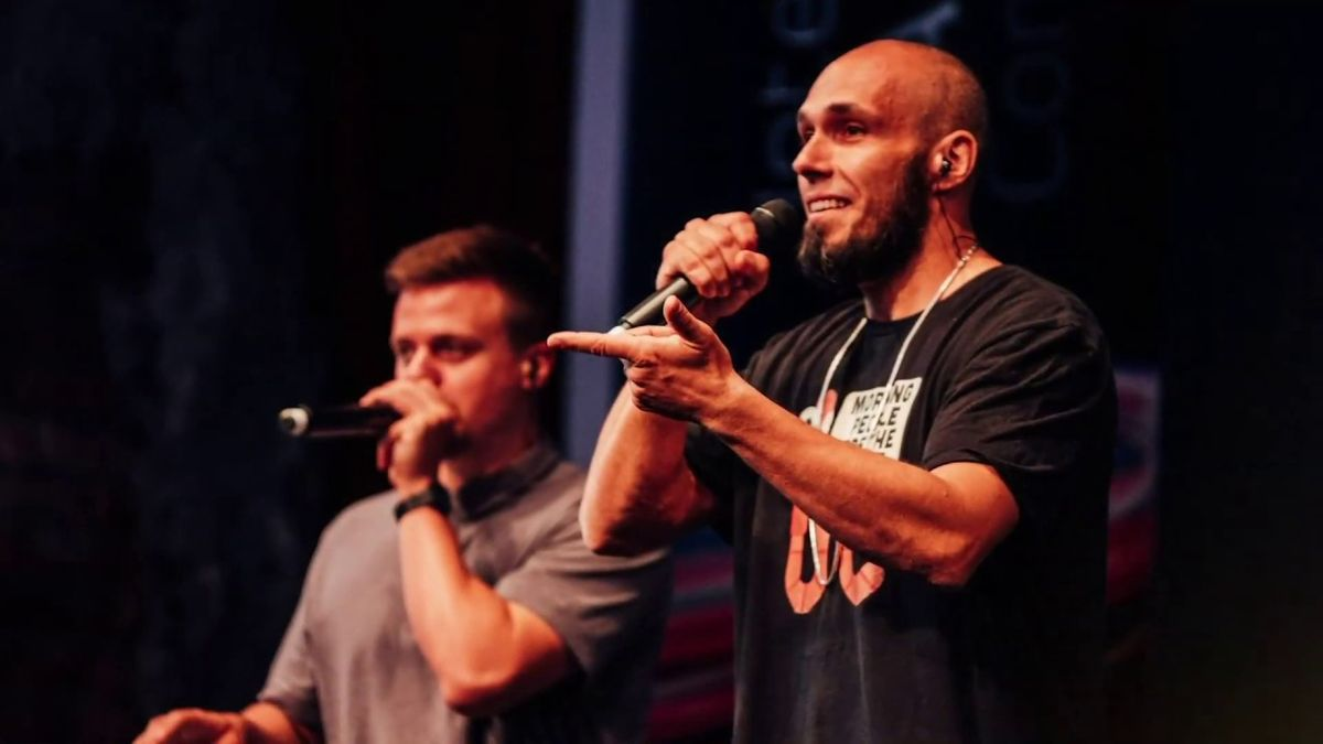 Freestyle Rap und Beatbox Workshop
